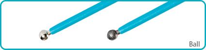 Elektrode-hoveder-ball