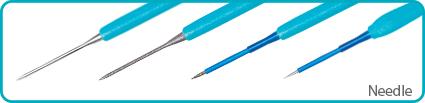 Elektrode-hoveder-needle